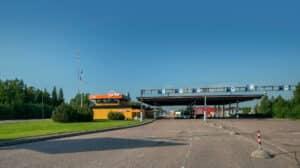 Teekasutustasu Eestis 3,5 tonni veokile
